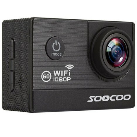 Camera Video Sport iUni Dare C20 Black, WiFi, GPS, mini HDMI, 2 inch LCD, 1080P Full HD, Unghi filma